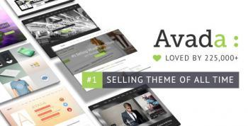 Avada | Tema Wordpress Multi-Propósito