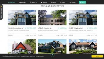 Citilights - Template Joomla Para Inmobiliarias