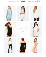Sienna - Themes de Wordpress Para Fashion / WooCommerce Blog